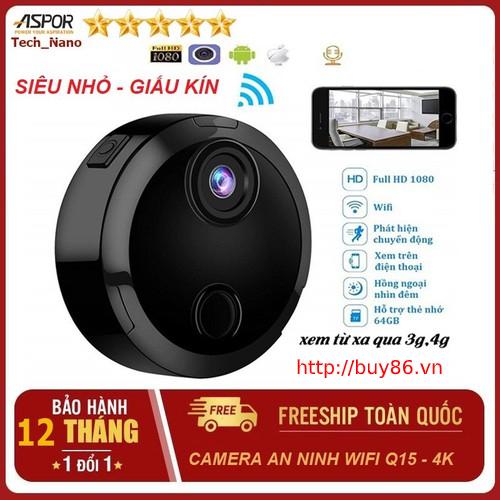 Camera mini wifi Q15-19